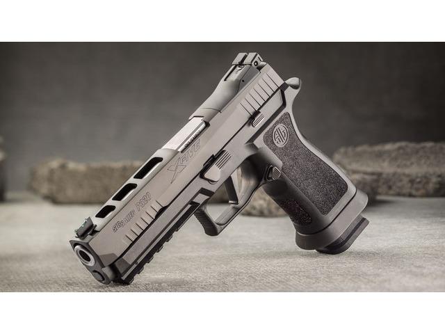Sig Sauer P320 X-Five Full Size Pistol
