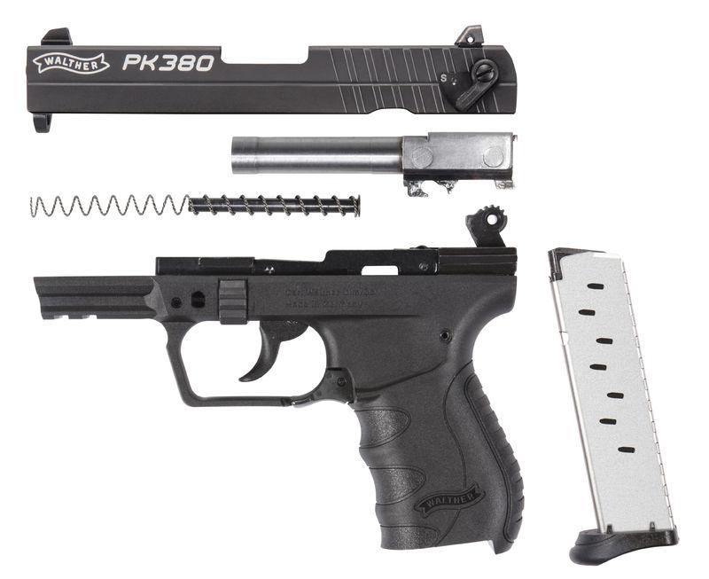 Walther PK380  380 Auto Pistol